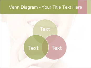 Woman face PowerPoint Templates - Slide 33