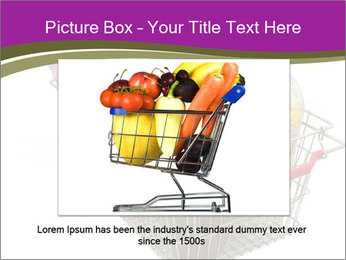 A shopping basket full PowerPoint Templates - Slide 15