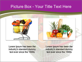 A shopping basket full PowerPoint Templates - Slide 18