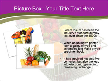 A shopping basket full PowerPoint Templates - Slide 20