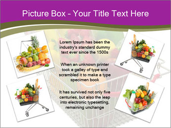 A shopping basket full PowerPoint Templates - Slide 24