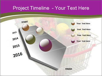 A shopping basket full PowerPoint Templates - Slide 26