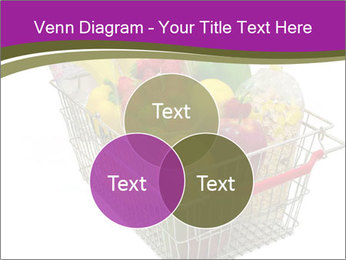 A shopping basket full PowerPoint Templates - Slide 33