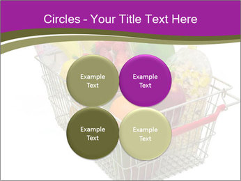 A shopping basket full PowerPoint Templates - Slide 38