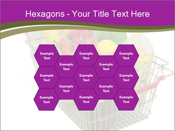 A shopping basket full PowerPoint Templates - Slide 44