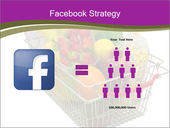 A shopping basket full PowerPoint Templates - Slide 7