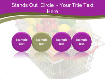 A shopping basket full PowerPoint Templates - Slide 76