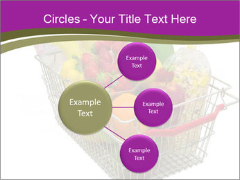 A shopping basket full PowerPoint Templates - Slide 79