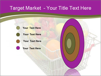 A shopping basket full PowerPoint Templates - Slide 84