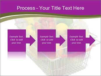 A shopping basket full PowerPoint Templates - Slide 88