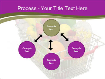 A shopping basket full PowerPoint Templates - Slide 91