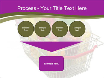 A shopping basket full PowerPoint Templates - Slide 93
