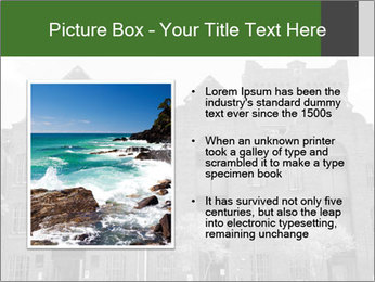 Historic buildings PowerPoint Templates - Slide 13