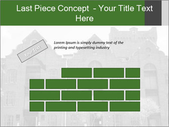 Historic buildings PowerPoint Templates - Slide 46