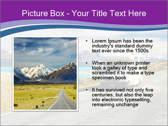Traveling PowerPoint Template - Slide 13