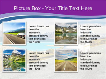 Traveling PowerPoint Template - Slide 14