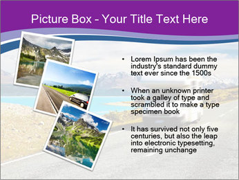 Traveling PowerPoint Template - Slide 17