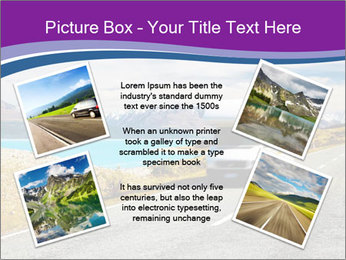 Traveling PowerPoint Template - Slide 24