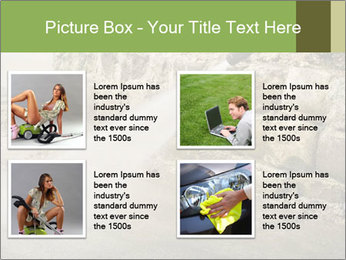 High pressure cleaner PowerPoint Template - Slide 14