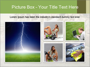 High pressure cleaner PowerPoint Template - Slide 19