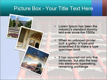 Chinese style PowerPoint Template - Slide 17