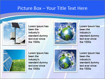 Solar panel PowerPoint Template - Slide 14