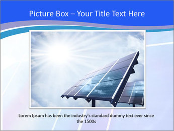 Solar panel PowerPoint Template - Slide 15