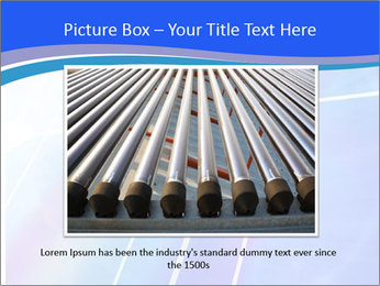 Solar panel PowerPoint Template - Slide 16