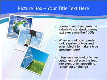 Solar panel PowerPoint Template - Slide 17