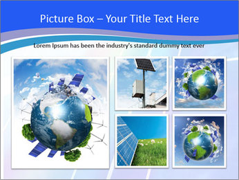 Solar panel PowerPoint Template - Slide 19