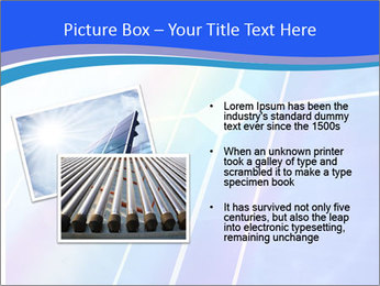 Solar panel PowerPoint Template - Slide 20