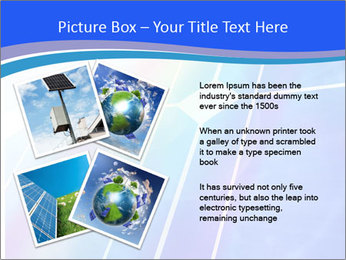 Solar panel PowerPoint Template - Slide 23
