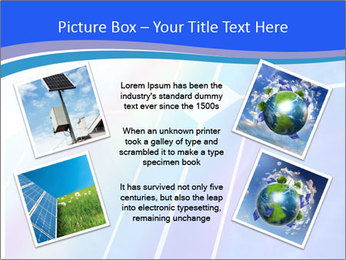 Solar panel PowerPoint Template - Slide 24