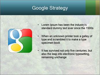 Christmas Tree Farm PowerPoint Template - Slide 10