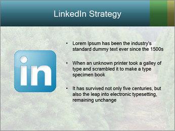 Christmas Tree Farm PowerPoint Template - Slide 12