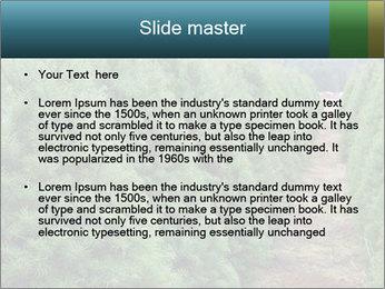 Christmas Tree Farm PowerPoint Template - Slide 2
