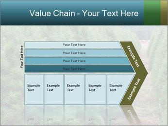 Christmas Tree Farm PowerPoint Template - Slide 27