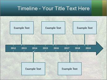 Christmas Tree Farm PowerPoint Template - Slide 28
