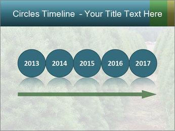 Christmas Tree Farm PowerPoint Template - Slide 29