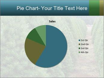 Christmas Tree Farm PowerPoint Template - Slide 36