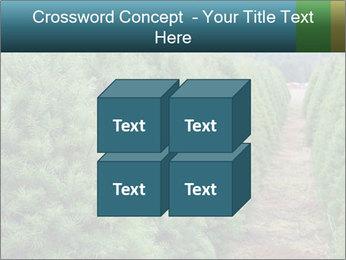 Christmas Tree Farm PowerPoint Template - Slide 39