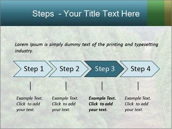 Christmas Tree Farm PowerPoint Template - Slide 4
