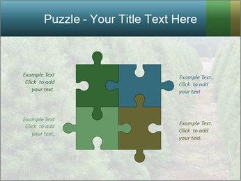 Christmas Tree Farm PowerPoint Template - Slide 43