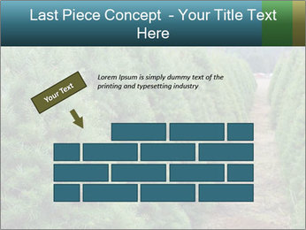 Christmas Tree Farm PowerPoint Template - Slide 46