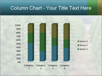 Christmas Tree Farm PowerPoint Template - Slide 50