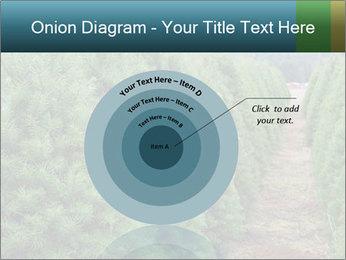 Christmas Tree Farm PowerPoint Template - Slide 61