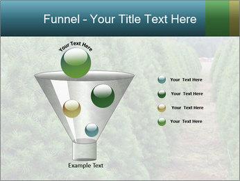 Christmas Tree Farm PowerPoint Template - Slide 63