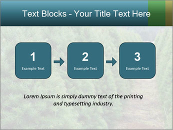 Christmas Tree Farm PowerPoint Template - Slide 71