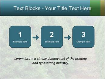 Christmas Tree Farm PowerPoint Template - Slide 71