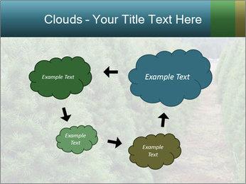 Christmas Tree Farm PowerPoint Template - Slide 72